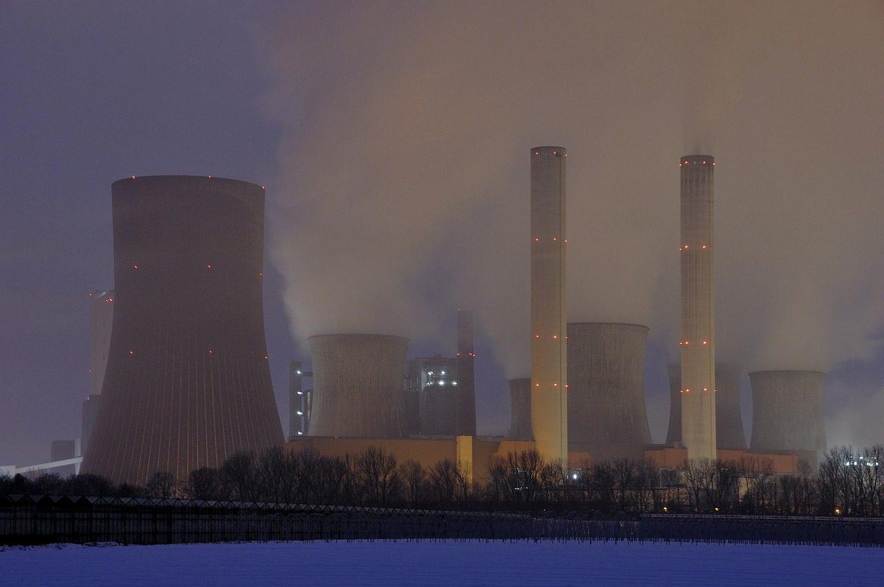 coal fired power plant, nuclear power plant, nuclear reactors-499908.jpg